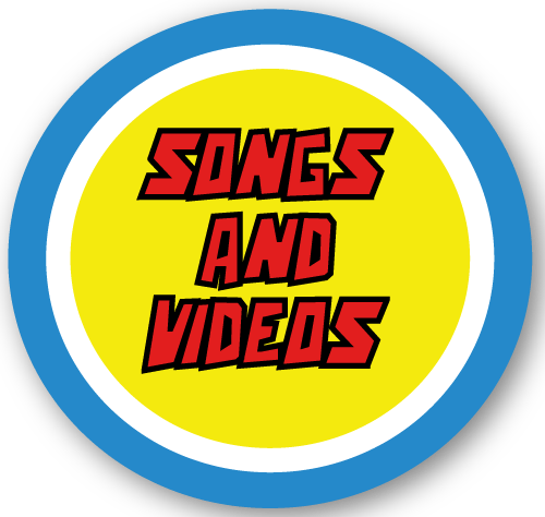 Captain-Hear'O-Songs-and-Videos-Badge-with-Shadows