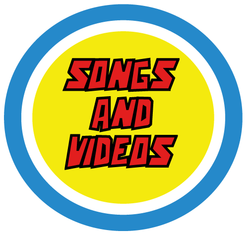 Captain-Hear'O--Songs-and-Videos-Badge