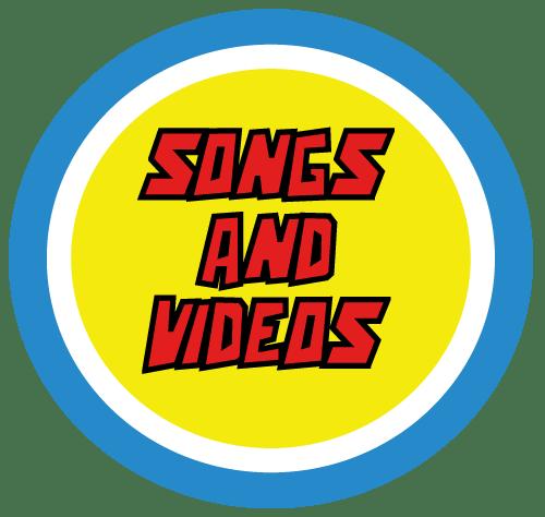 Captain-Hear'O–Songs-and-Videos-Badge
